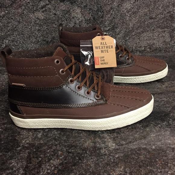 28e62cd0ac Vans SK8-Hi Del Pato MTE Sneaker Boots
